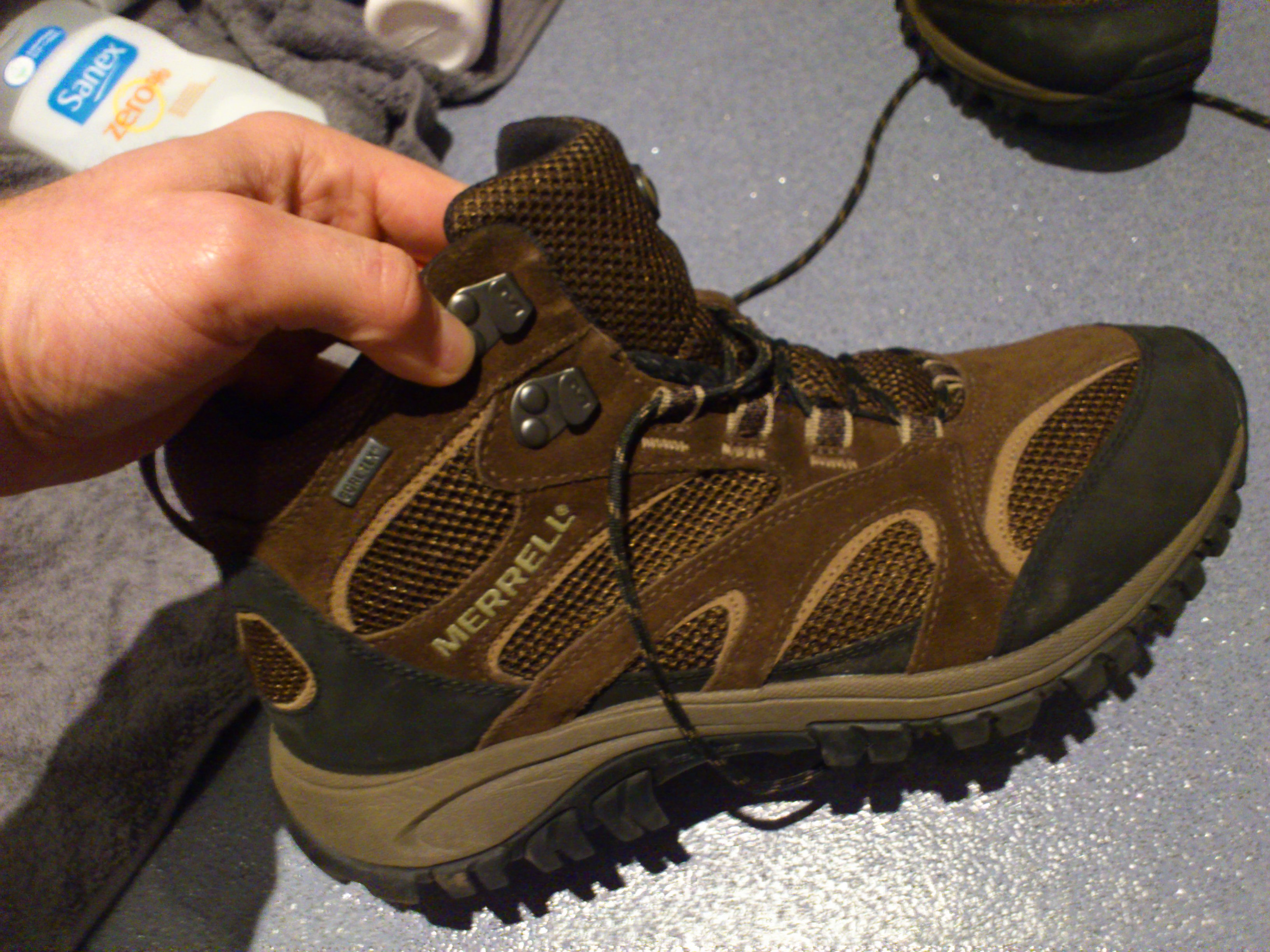 Merrell Mid GTX boot - Adventure 52 magazine