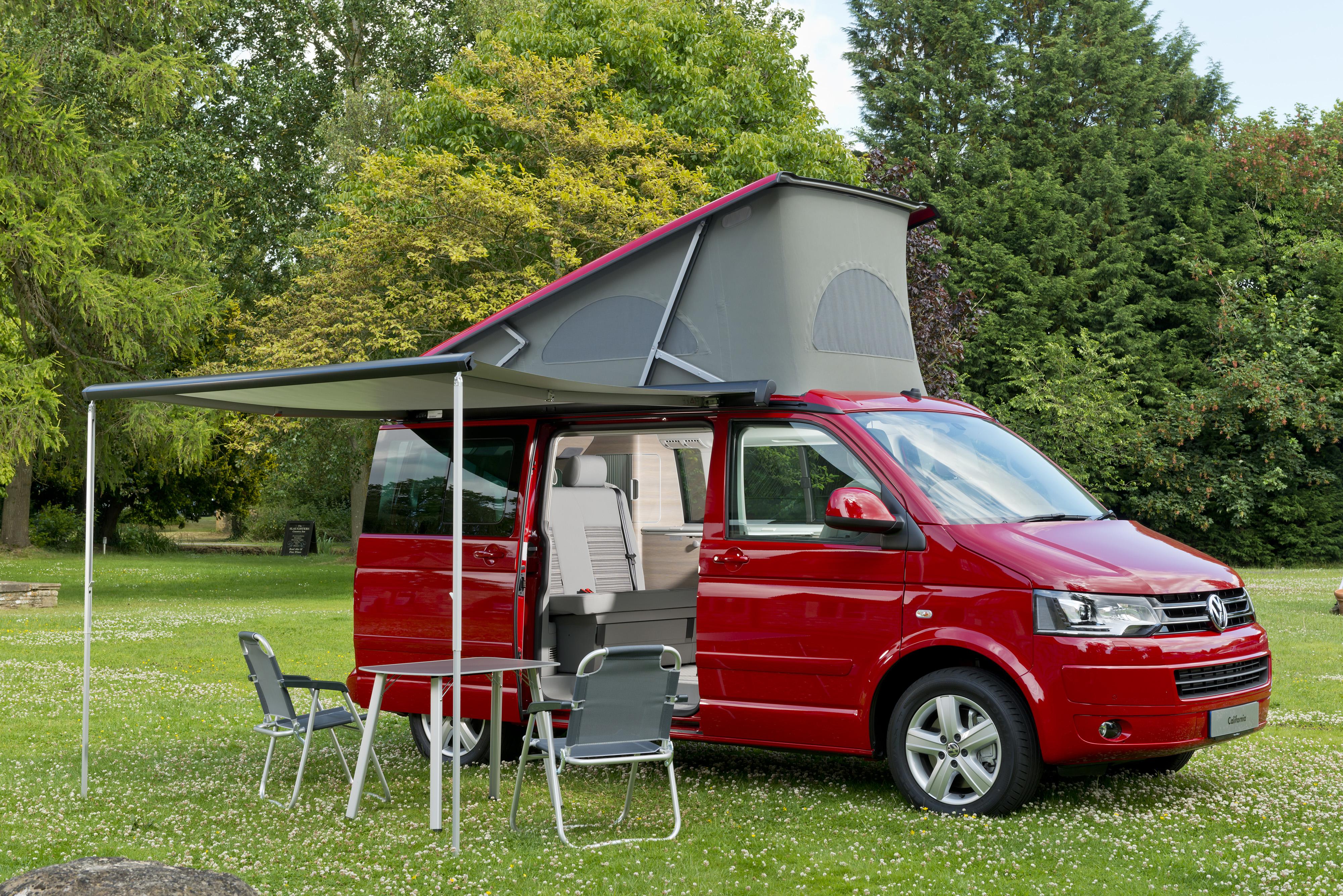 Volkswagen T5 California Camper van 50,000 0 Adventure 52 magazine