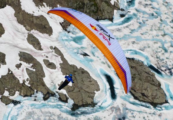 Powertraveller and Red Bull X Alps - Adventure 52 magazine