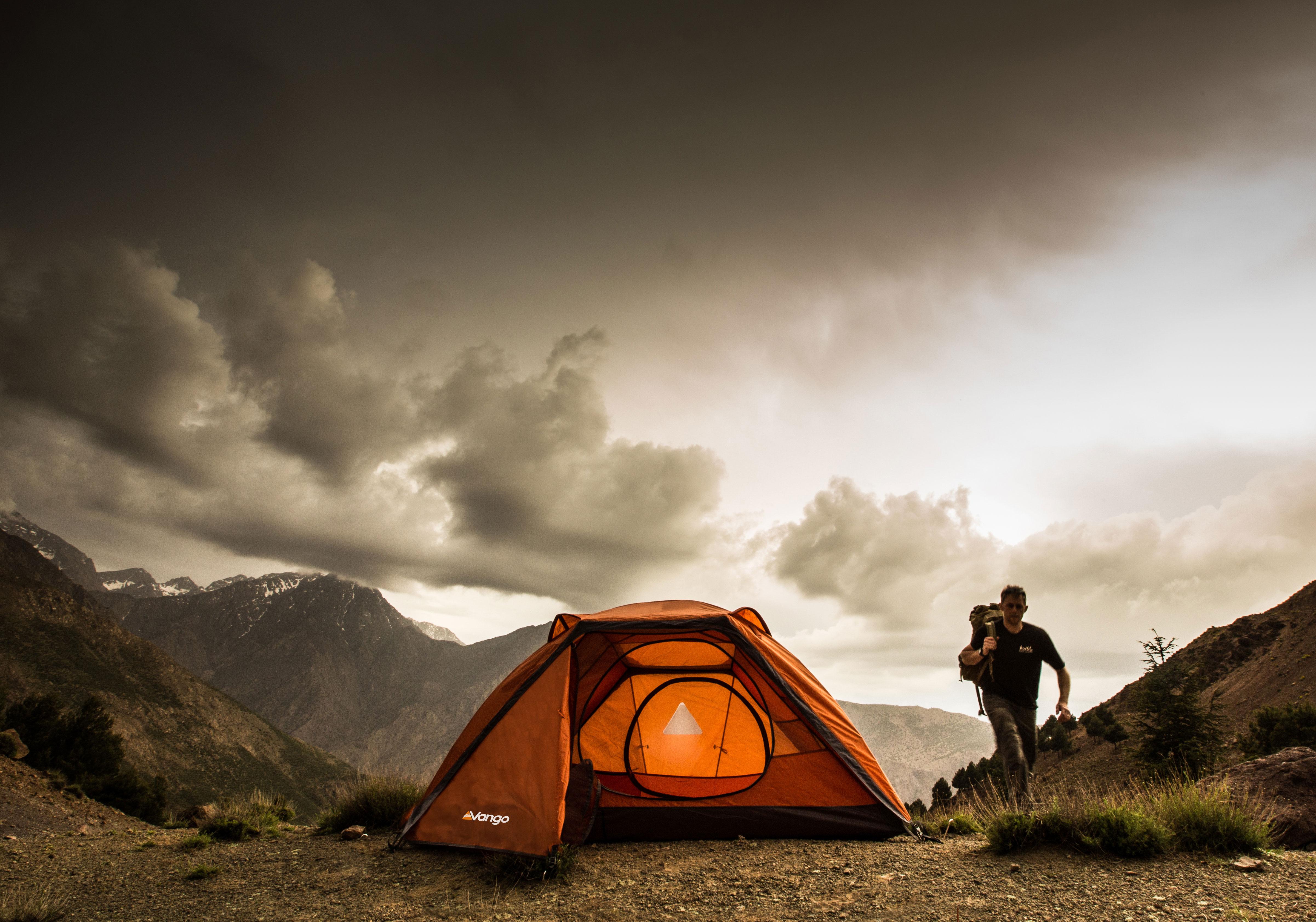 Vango Solis trekking tents