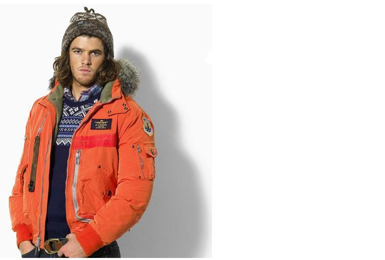 Rugged appeal in Autumn Winter 2010