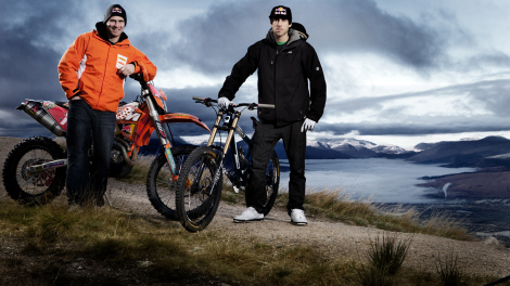 Who wins? MotorBike or MountainBike