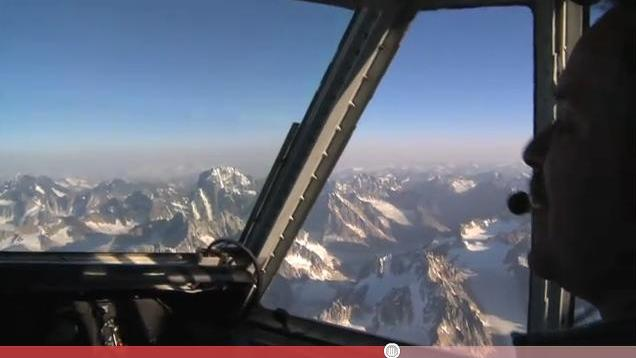 "Alaska's Bush Pilots ""tell it like it is"""