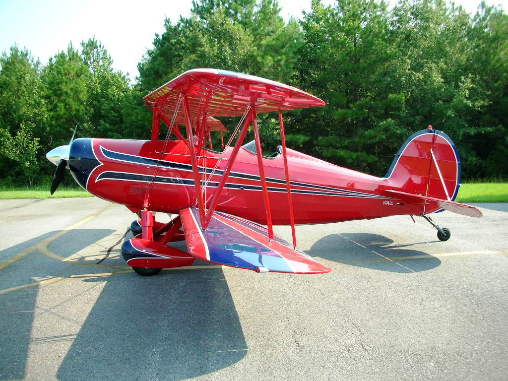 The Great Lakes Biplane