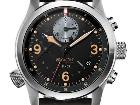 Bremont P-51 Mustang watch