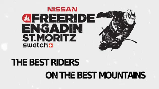 Nissan Freeride Tour: St. Moritz