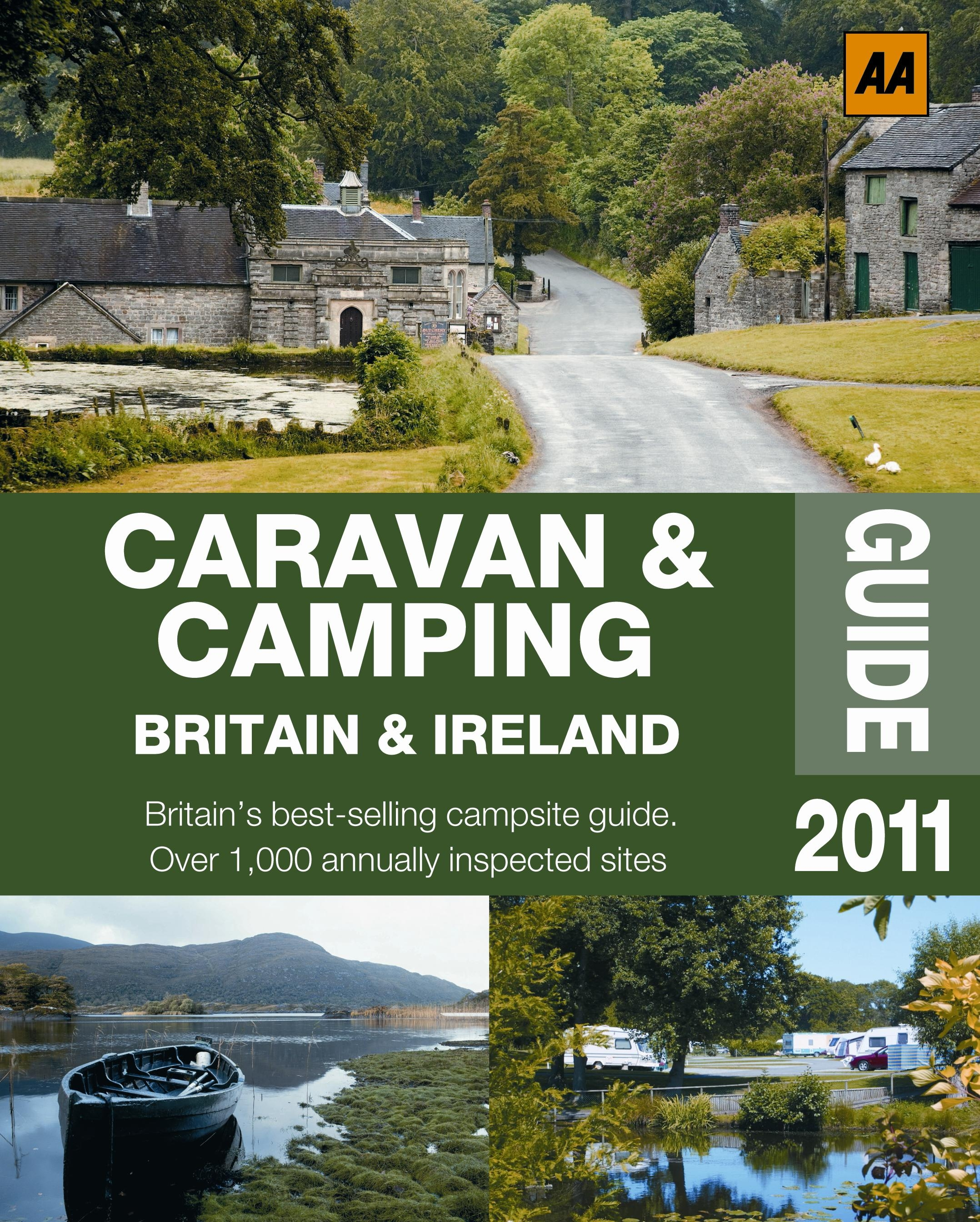 How to find the best campsites in the UK in 2011