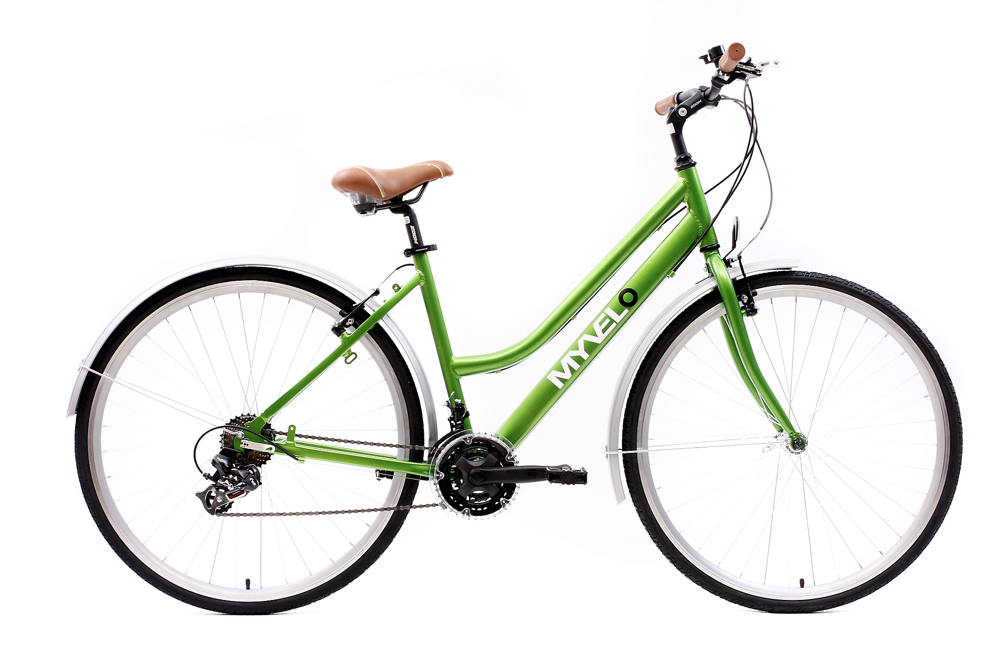 MyVelo…in Lime Green Too