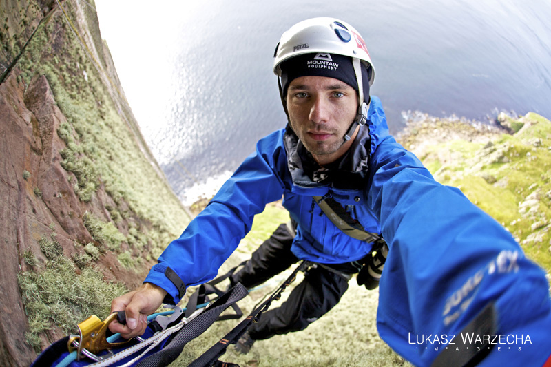 Lukasz Warzecha on how to take better adventure photos