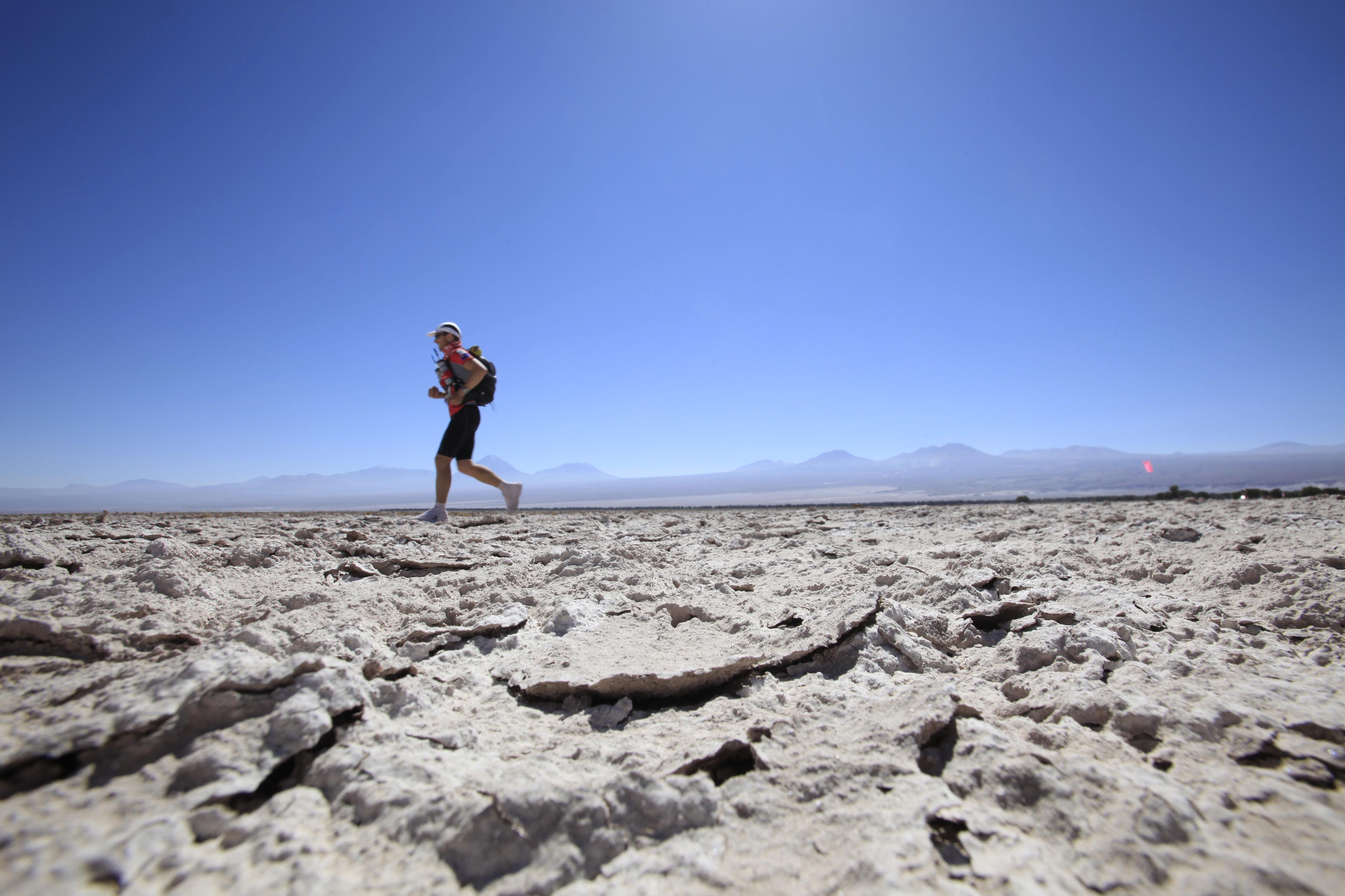 Join Mencap on a desert ultra marathon in 2012