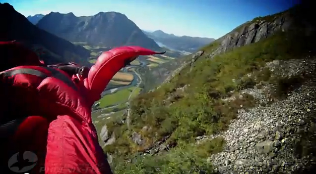 Our 10 favourite wingsuit proximity flying videos