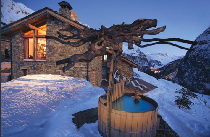 Chalet Colinn in Val d'Isere