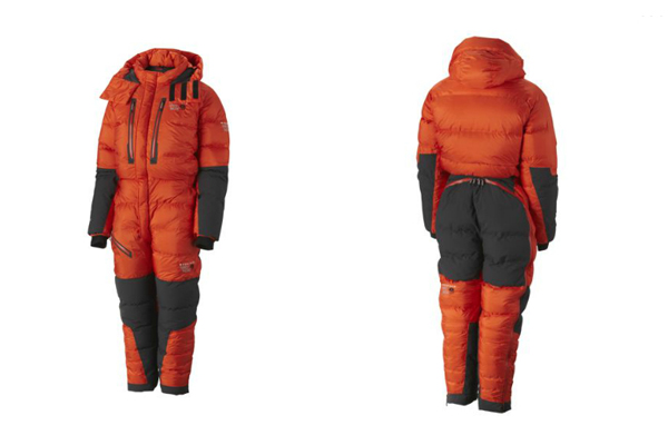 Mountain Hardwear's Absolute Zero Suit