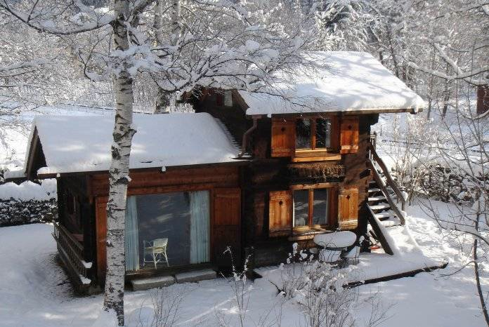 Chalet Mazot Les Tines in Chamonix