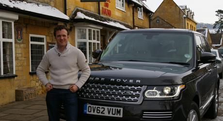 2013 Range Rover review in the Cotswolds