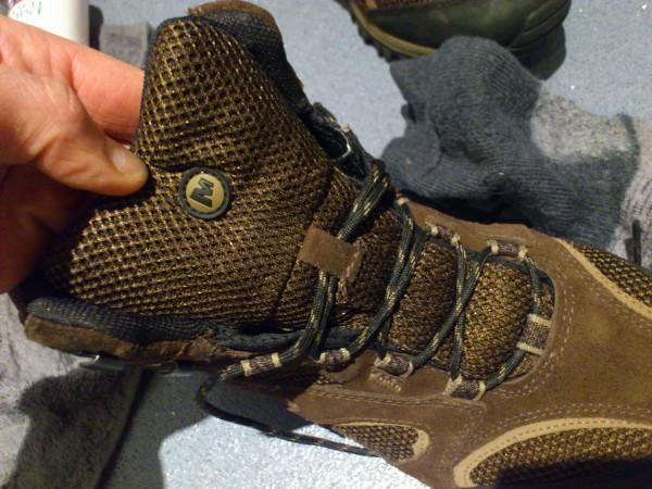 Merrell Phoenix boots review