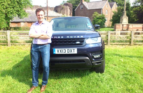 2014 Range Rover Sport review | Adventure 52 magazine