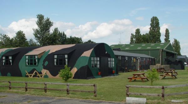 F&F advert filmed at North Weald Airfield