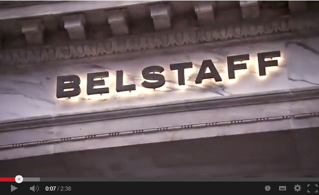 Belstaff opens a new store on Bond Street