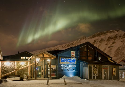 The Trapper's Hotel in Norway