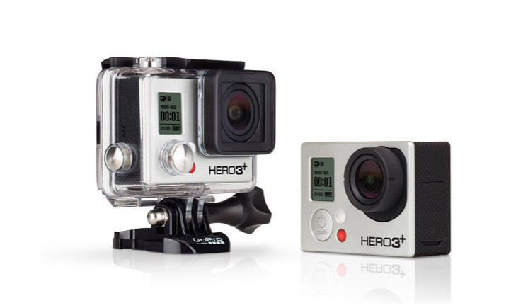 GoPro HERO3+ goes on sale