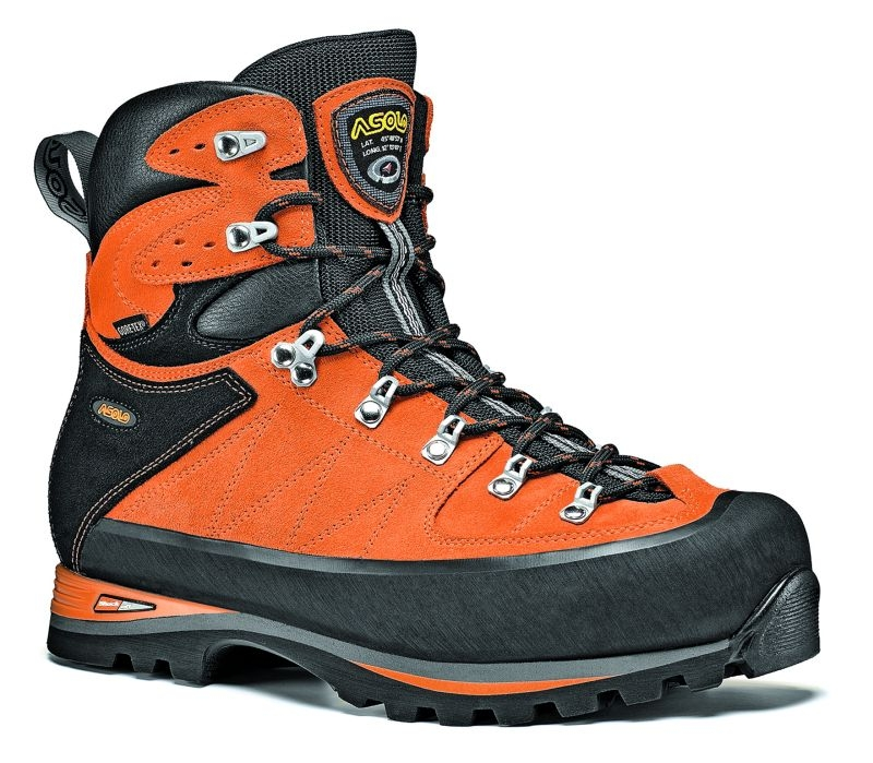 Asolo Khumbu GV boot updated