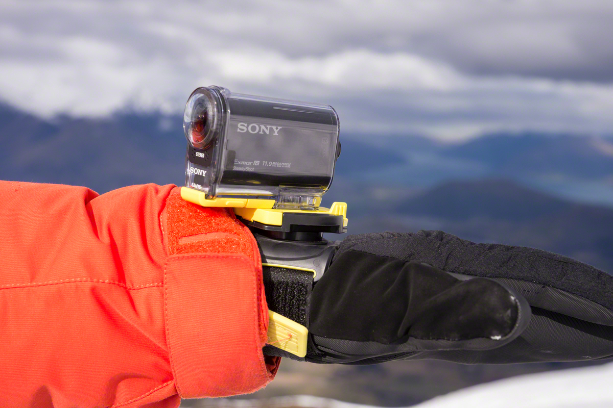 Win a Sony Action Cam and FREEZE festival tickets