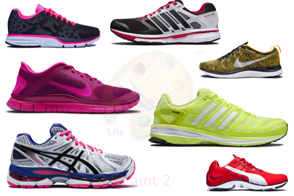 Best womens trainers for 2014
