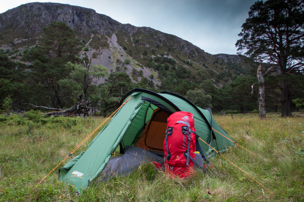 The Scouts team up with Vango, Trangia, Wayfarer and Fuel4