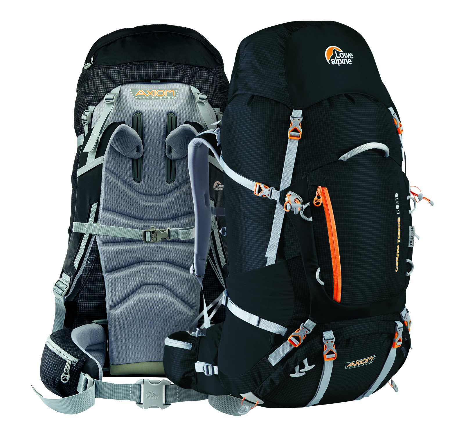 New Kit: Lowe Alpine rucksacks updated