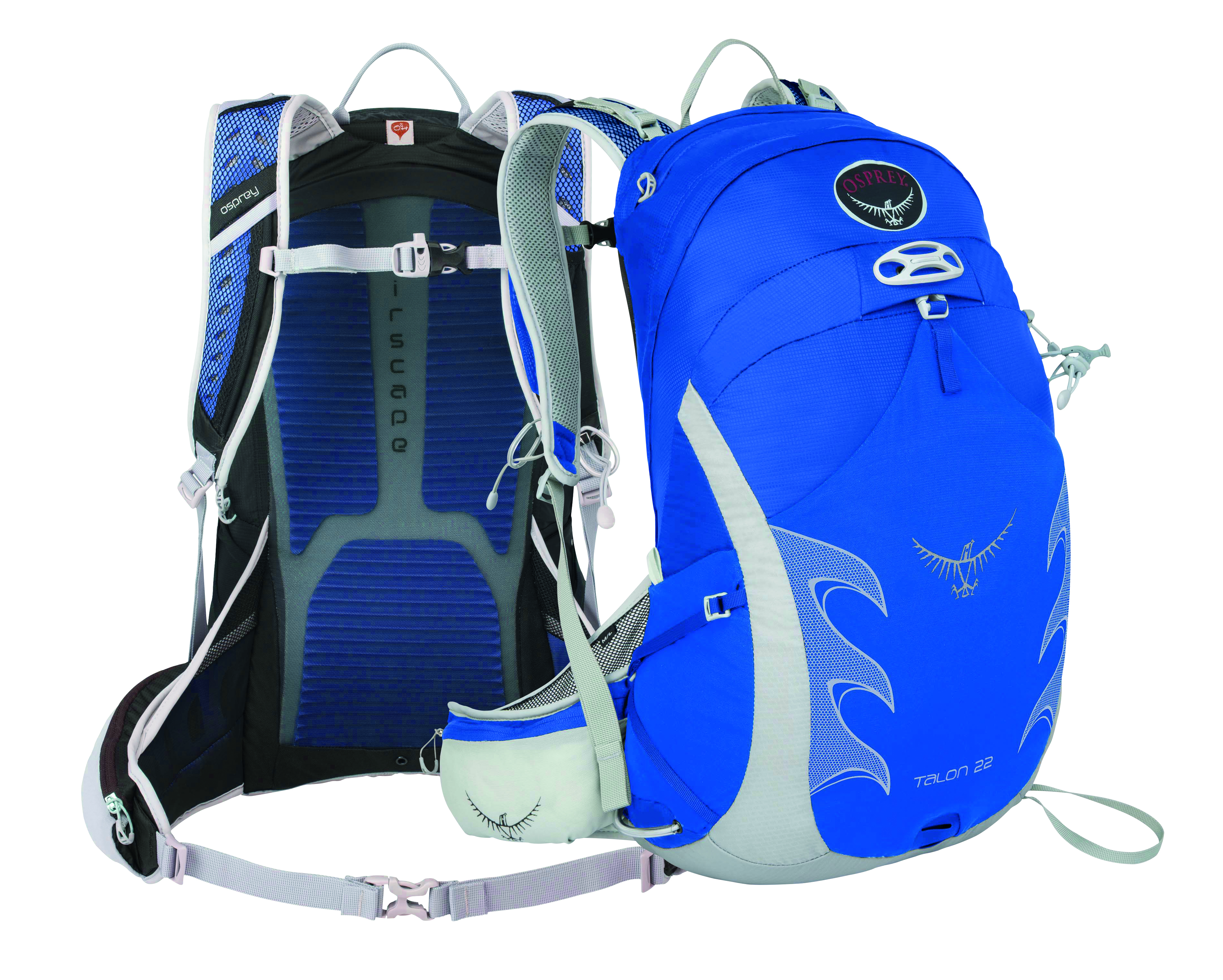 Talon and Tempest rucksacks from Osprey