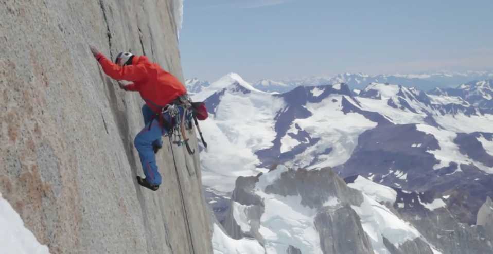 Trailer for Cerro Torre will make you want more