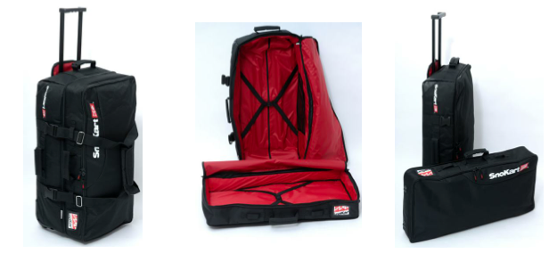 Snokart SS14 luggage collection