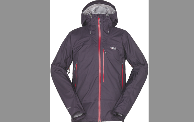 New Kit: Rab Xiom jacket