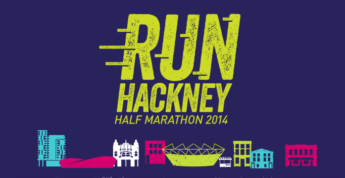 Run Hackney half marathon this June