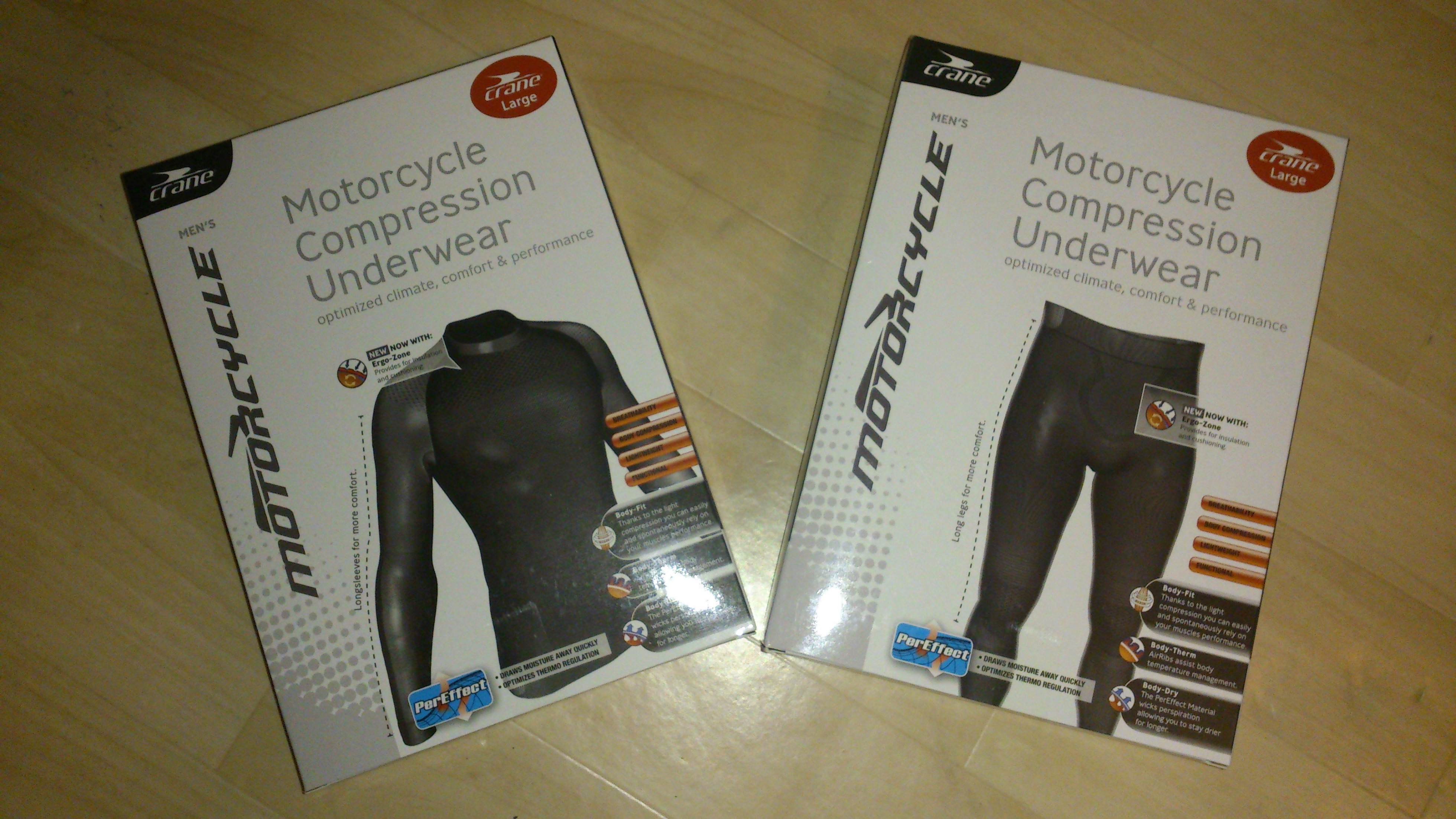 ALDI motorcycle clothing