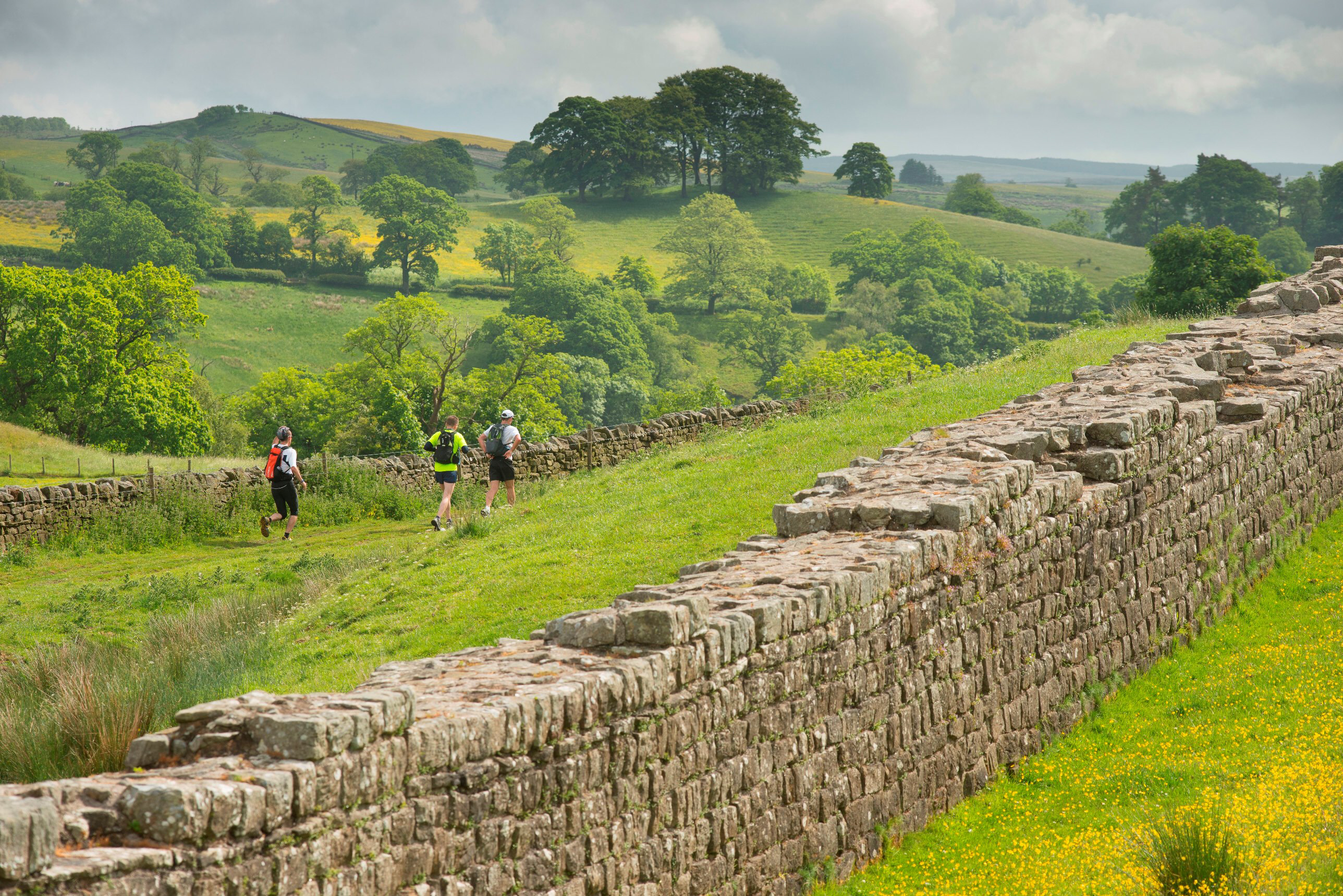 Nearly 1000 signed up for The Wall Ultramarathon 2014