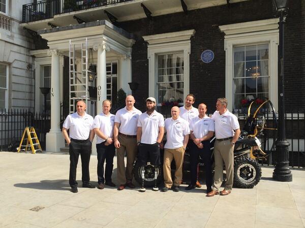 Flying For Heroes organisation is launched