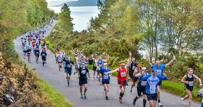 Deadline to enter Baxters Loch Ness Marathon is 1st July