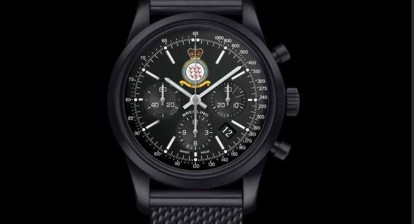 Limited edition Breitling Red Arrows watch now on sale