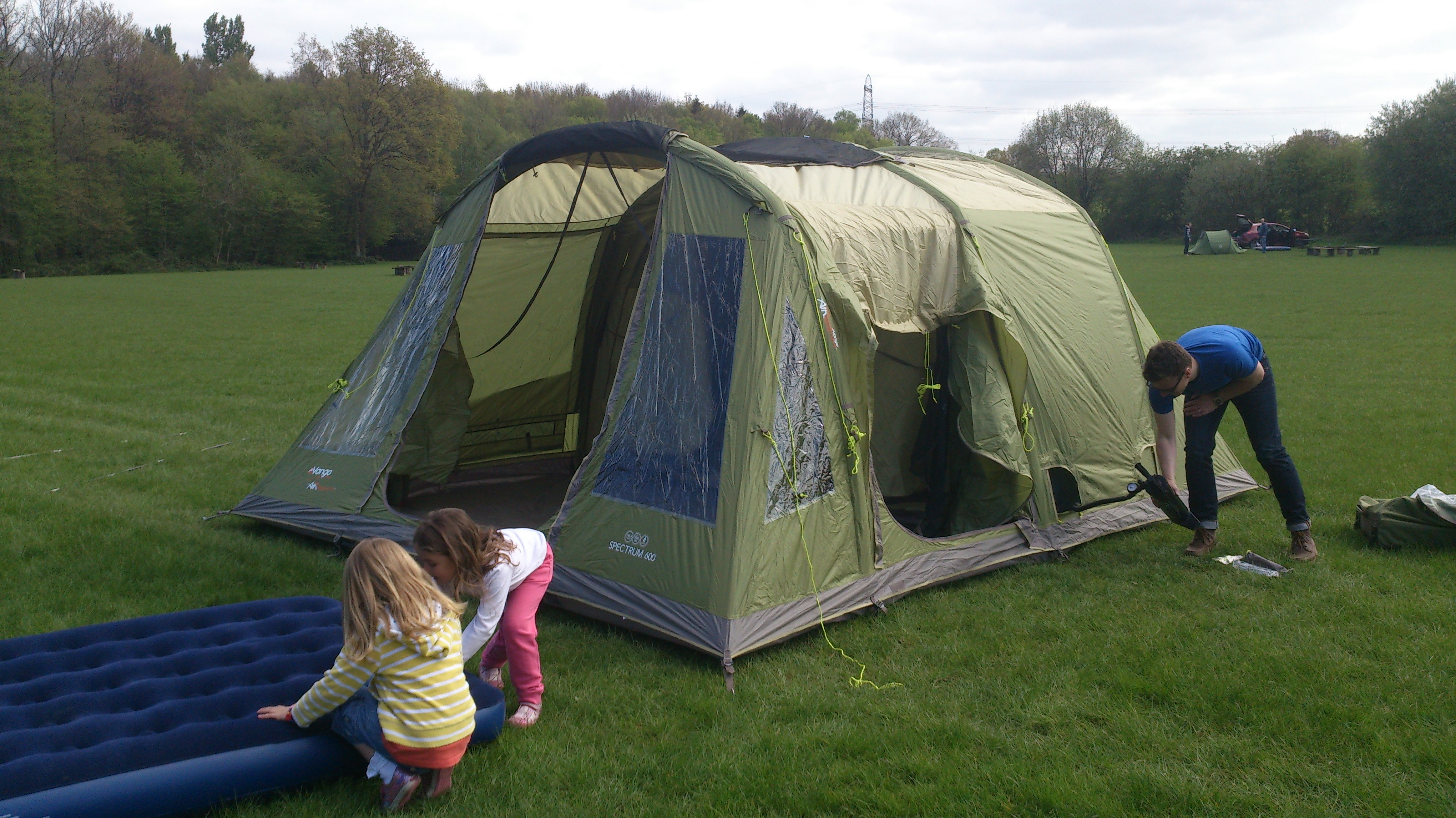 Aldi Airbeam Tent Review New Images Beam