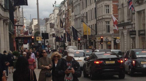 breitling bond street