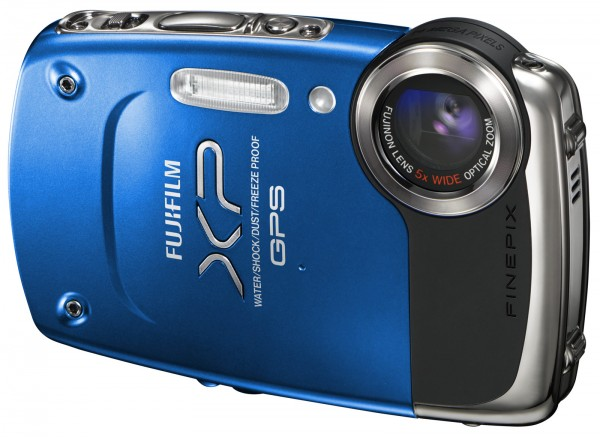 Fujifilm's camera for the mountains, the FinePix XP30