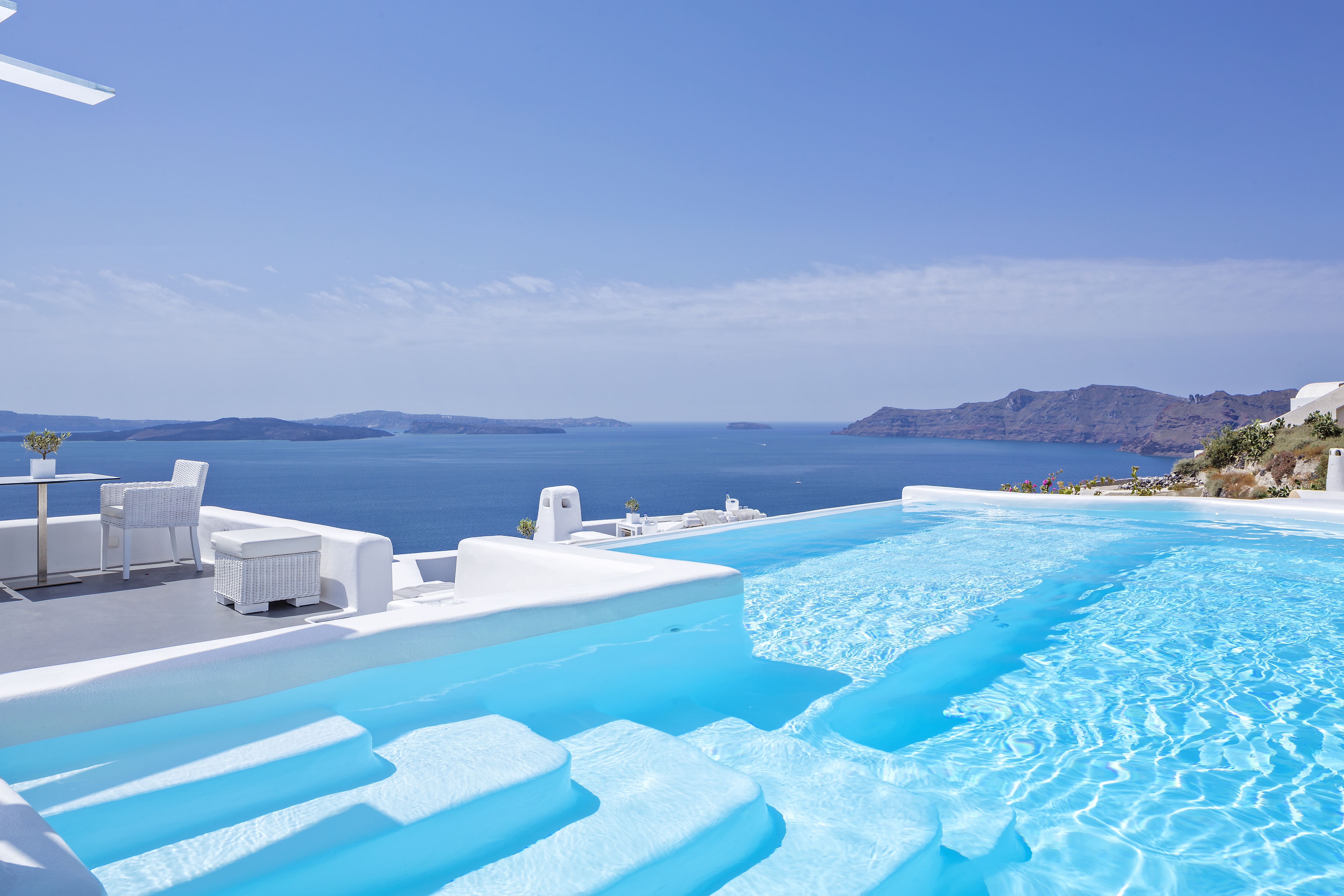 Canaves Oia Hotel in Greece