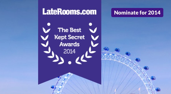 Nominate your favourite hotel in the Best Kept Secret Awards 2014