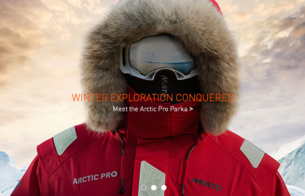 MUSTO Evolution range additions for AW14