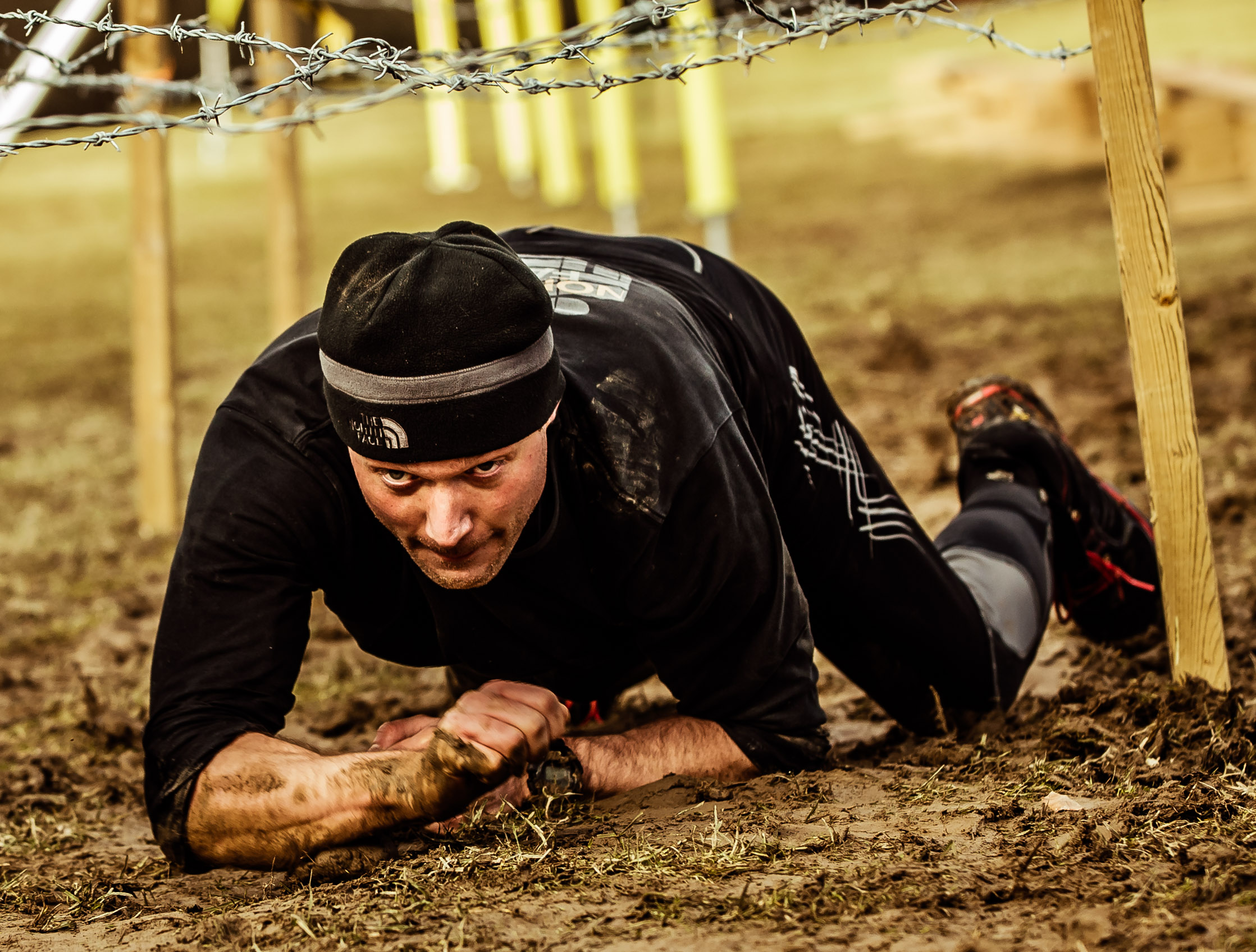 New obstacle course race series called Adrenaline Rush