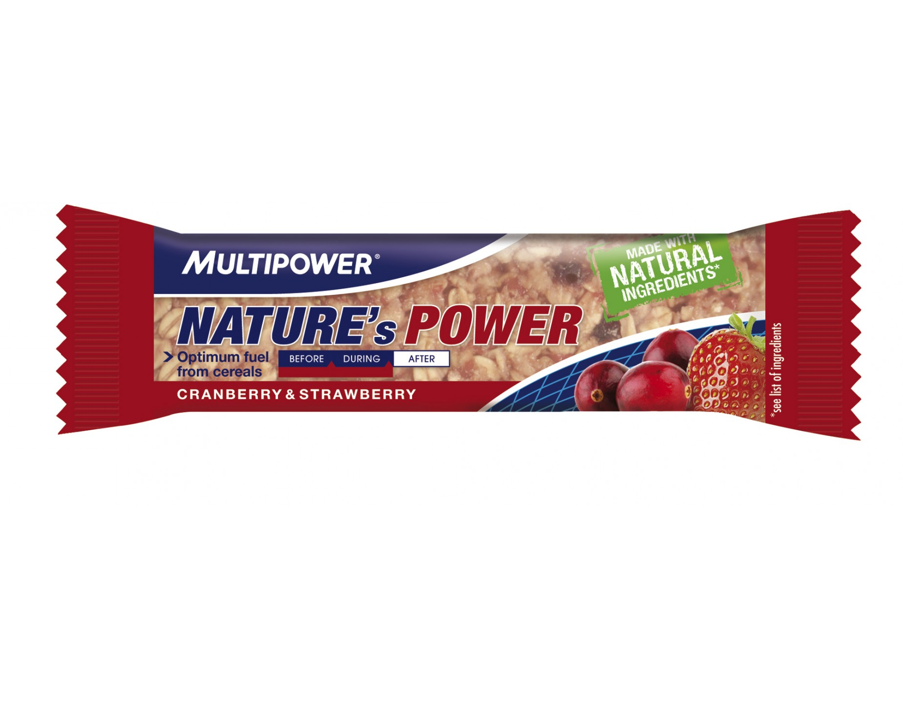Multipower 'Nature's Power' bars