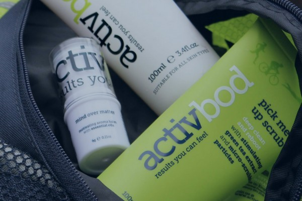 ActivBod is great for scrubbing off dirt and sweat