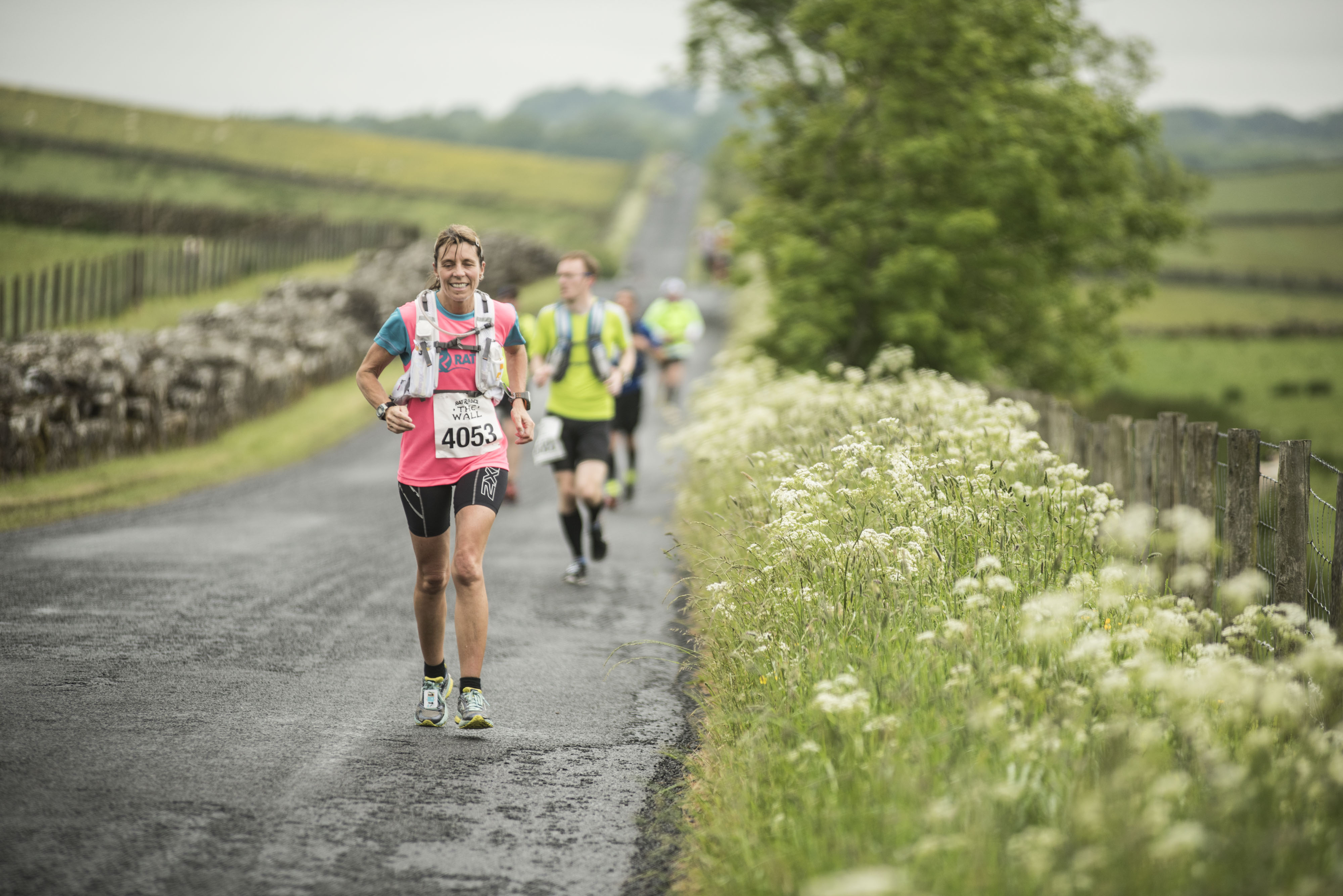 800 runners complete The Wall ultra marathon